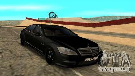 Mersedes-Benz S500 L pour GTA San Andreas