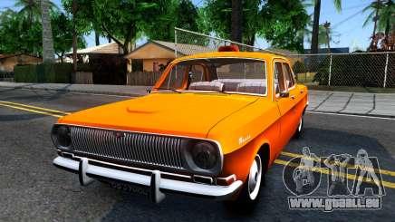GAZ 2401 Taxi pour GTA San Andreas