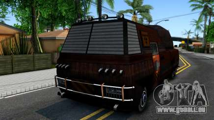 Bus of Future für GTA San Andreas
