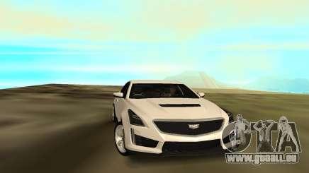 Cadillac CTS 2016 für GTA San Andreas