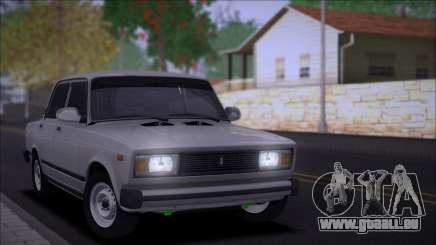 VAZ 2105 Qualité pour GTA San Andreas
