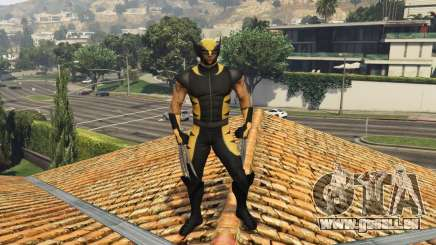 The Wolverine (Hugh Jackman 2013) für GTA 5