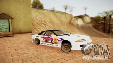 NISSAN Skyline R32 für GTA San Andreas