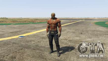 Drax Guardians of the Galaxy pour GTA 5
