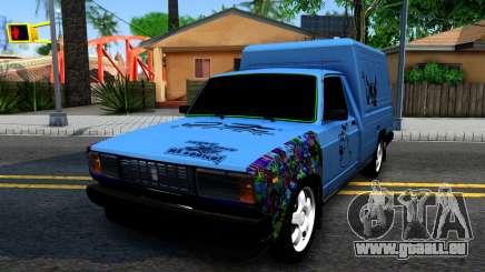 IZH-27175 für GTA San Andreas