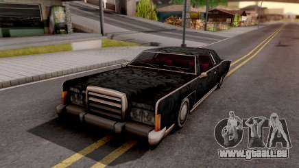 New Remington Paintjob v3 für GTA San Andreas