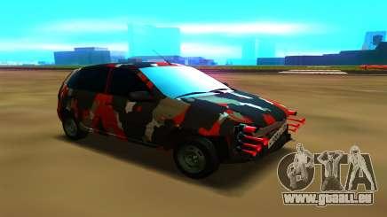 Lada Kalina 1117 für GTA San Andreas