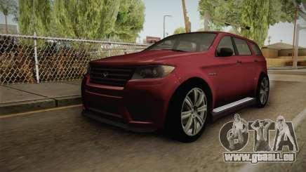 GTA 5 Bravado Gresley für GTA San Andreas