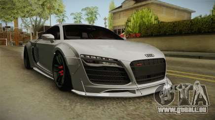 Audi R8 V10 Plus LB Performance für GTA San Andreas