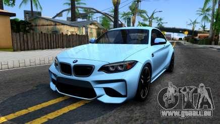 BMW M2 2017 für GTA San Andreas