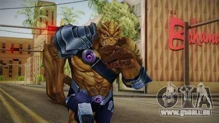 Marvel Future Fight - Black Dwarf pour GTA San Andreas
