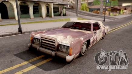 New Remington Paintjob v5 für GTA San Andreas