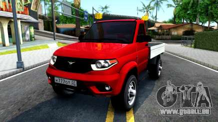 UAZ Patriot Ramassage pour GTA San Andreas