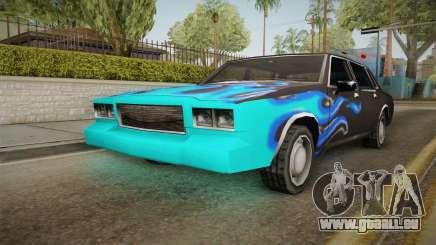 Tahoma Remington PJ2 für GTA San Andreas
