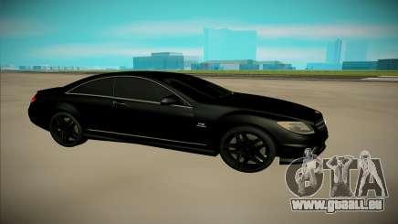 Mercedes-Benz S63 AMG pour GTA San Andreas