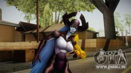 Marvel Future Fight - Proxima Midnight pour GTA San Andreas