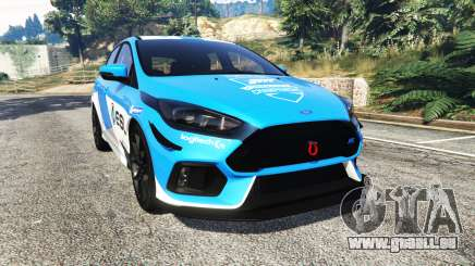 Ford Focus RS (DYB) 2017 [add-on] für GTA 5