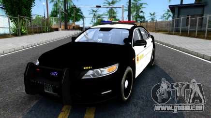 Ford Taurus LASD Interceptor für GTA San Andreas