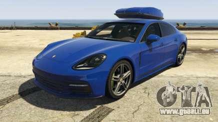 Porsche Panamera 2017 für GTA 5