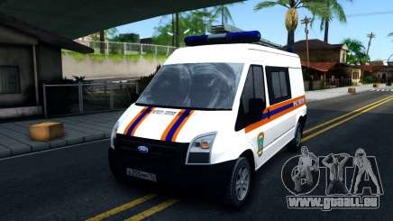 "Ford Transit ""МЧС"" pour GTA San Andreas"