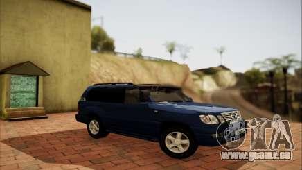Lexus LX470 für GTA San Andreas