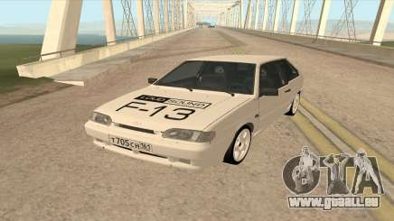 ВАЗ 2113 LoudSound v2.0 pour GTA San Andreas
