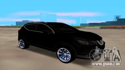 Nissan Qashqai 2016 für GTA San Andreas