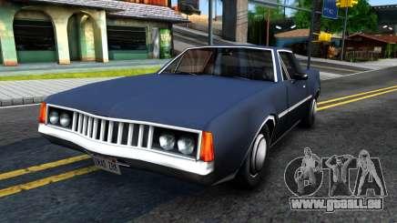 Clover Pickup für GTA San Andreas