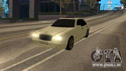 Mercedes-Benz E420 Armenian für GTA San Andreas