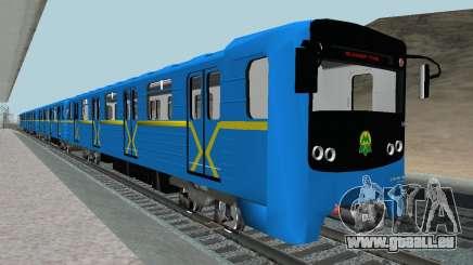 Metrostav Typ E-KM für GTA San Andreas