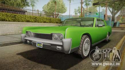 GTA 5 Vapid Chino Continental IVF für GTA San Andreas