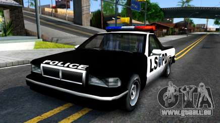 New Police Car für GTA San Andreas