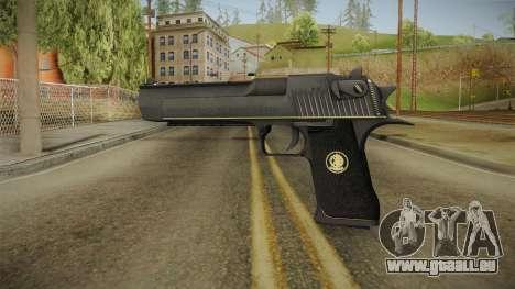 CS:GO - Desert Eagle Conspiracy für GTA San Andreas zweiten Screenshot