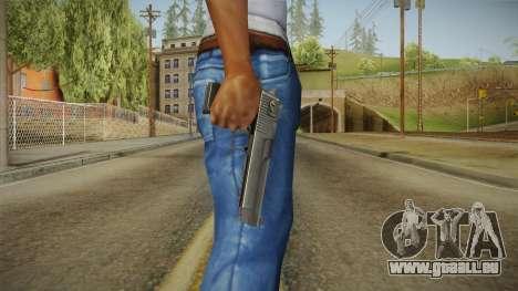CS:GO - Desert Eagle Conspiracy für GTA San Andreas dritten Screenshot