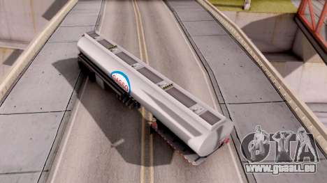 Tank Trailer from American Truck Simulator pour GTA San Andreas