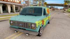 Ford Econoline 150 Scooby-Doo Mystery Machine