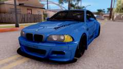 BMW M3 E46 Liberty Walk für GTA San Andreas