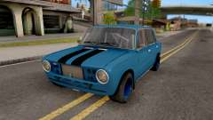VAZ 2101 turquoise pour GTA San Andreas