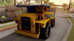 Paintable Dumper
