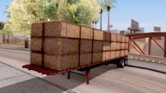 FlatBed Trailer From American Truck Simulator