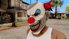 Maske Böser Clown