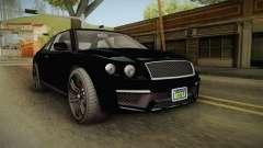 GTA 5 Enus Huntley Coupè FIV