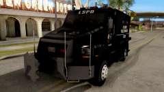 BearCat SWAT Truck pour GTA San Andreas