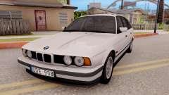 BMW 5-er E34 Touring Stock pour GTA San Andreas