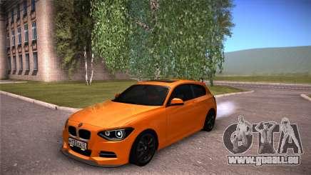 BMW M1 135i für GTA San Andreas