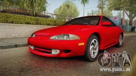 Mitsubishi Eclipse GSX 1995 Dirt IVF für GTA San Andreas