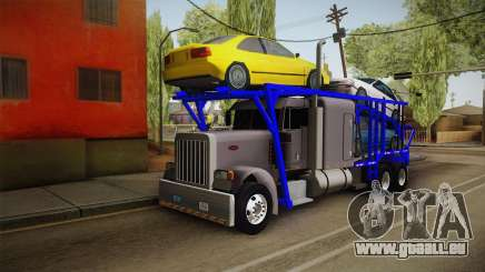 Peterbilt 379 Packer Tractor pour GTA San Andreas
