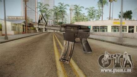 Short AR-15 für GTA San Andreas