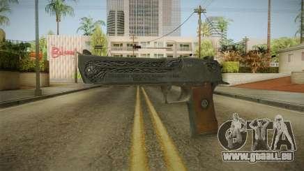 CS:GO - Desert Eagle Naga für GTA San Andreas