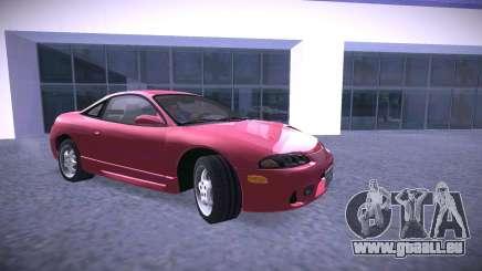 Mitsubishi Eclipse GSX für GTA San Andreas